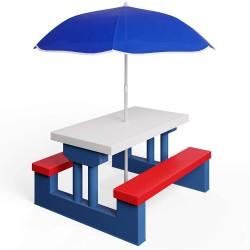 Set de mobilier gradina pentru copii