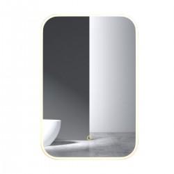 Oglinda pentru baie cu LED