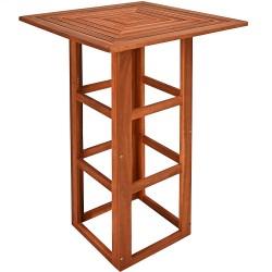 Masa Bistro din lemn Acacia