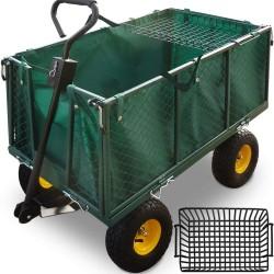 Carucior transport metalic