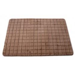 Covor 3D Brick Brown 140x200 cm
