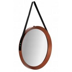 Oglinda suspendata cu o curea
